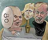Coulter, Limbaugh, and O'Reilly